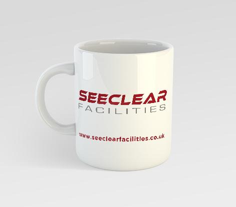 Seeclearmug Mockup White