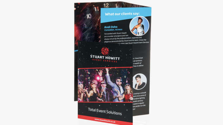 Instantly Make Your Brochure More Attractive with These 3 Tips