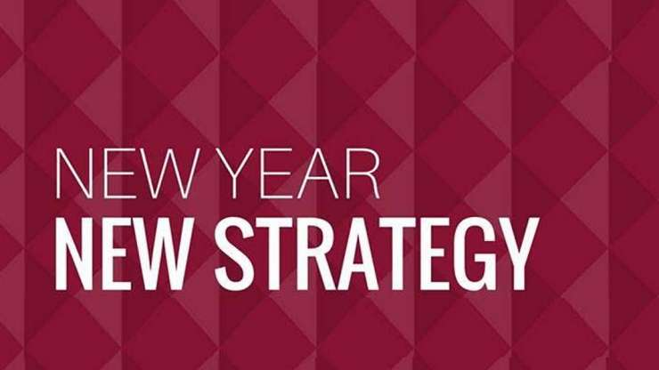 New Year Marketing Ideas for 2021